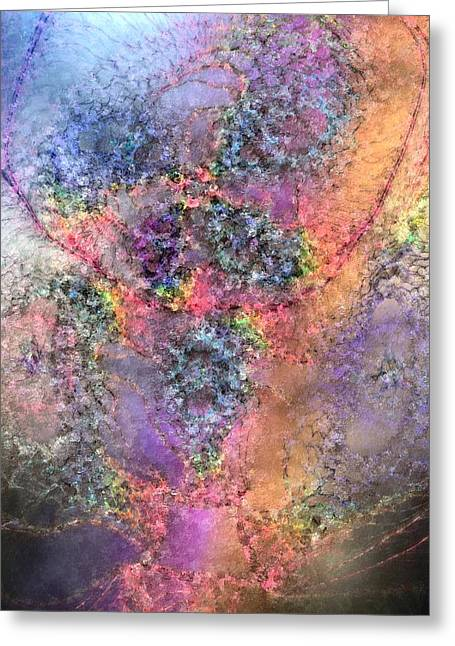 Impressionist Dreams 2 Greeting Card by Casey Kotas