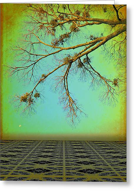 In A Land Far Far Away Greeting Card by Jan Amiss Photography