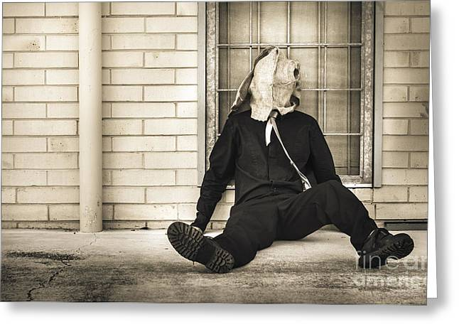 In Bliss Of Ignorance Greeting Card by Jorgo Photography - Wall Art Gallery