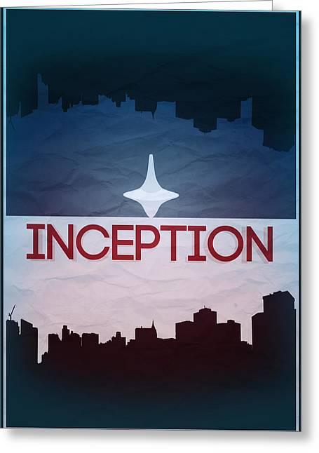Inception II Greeting Card