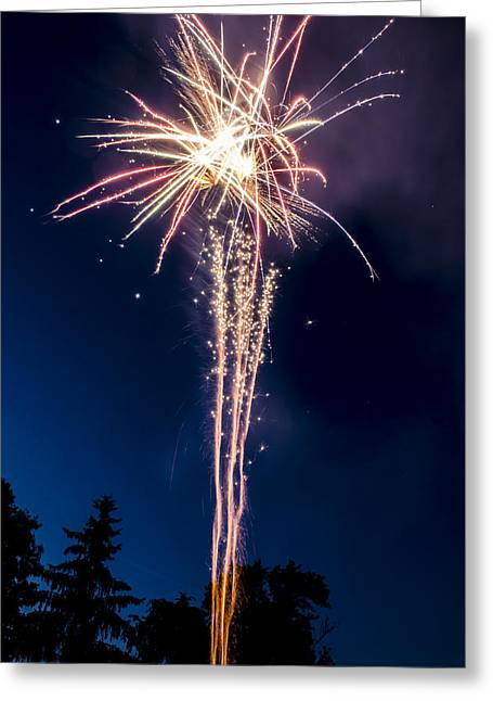 Independence Day 2014 7 Greeting Card