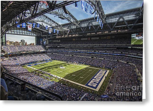 Indianapolis Colts 1 Greeting Card