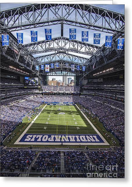 Indianapolis Colts 2 Greeting Card
