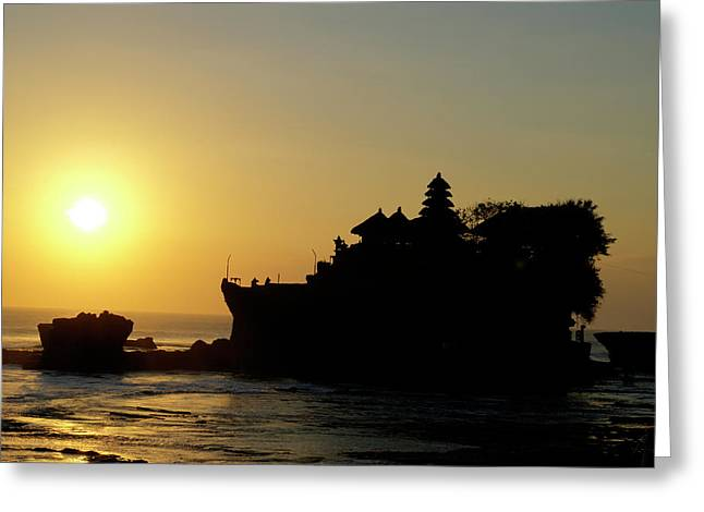 Indonesia, Bali, Tabanan Greeting Card by Jaynes Gallery