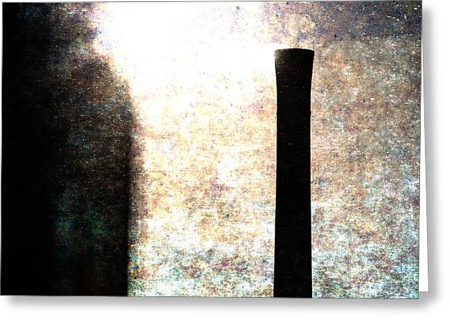 Industrial Afternoon Greeting Card by Bob Orsillo