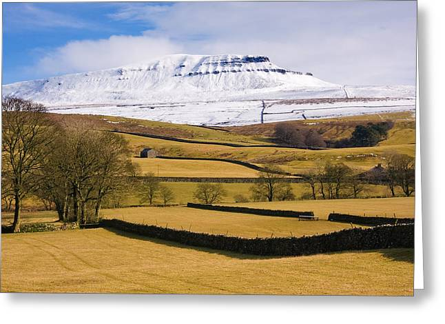 Ingleborough Greeting Card