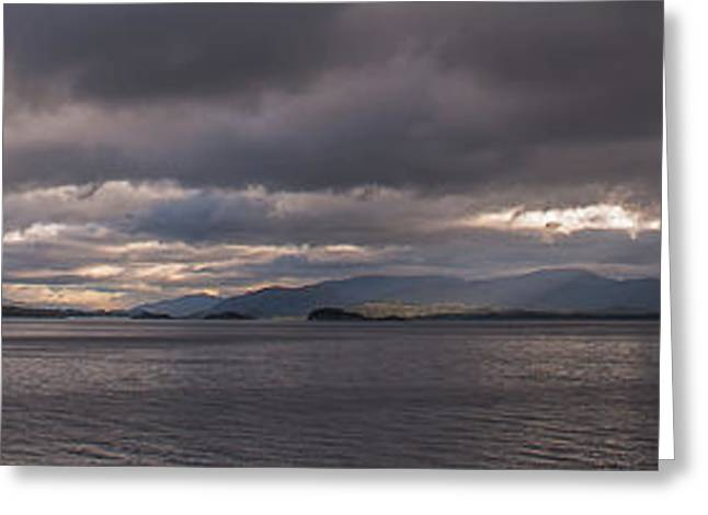 Greeting Card featuring the photograph Inner Hebrides by Sergey Simanovsky