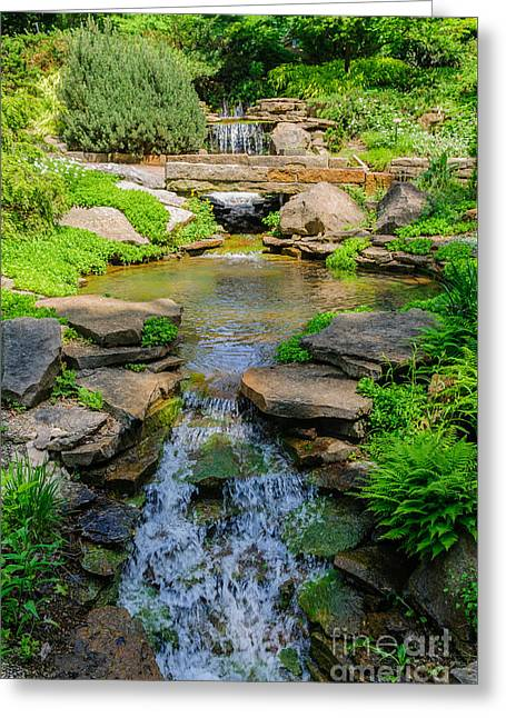 Inniswood Metro Park Photo Greeting Card