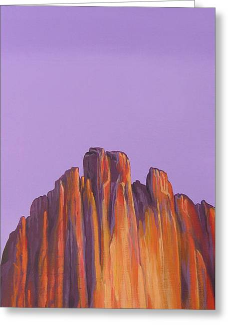 Inscription Rock Greeting Card