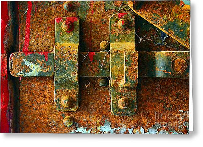Insecurity Greeting Card by Lauren Leigh Hunter Fine Art Photography
