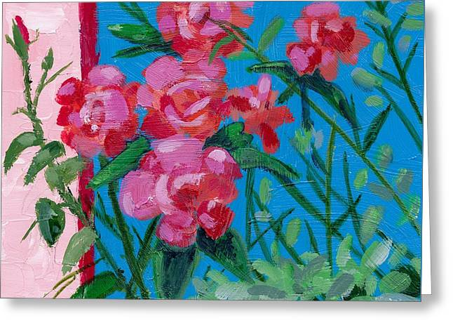 Ioannina Garden Greeting Card