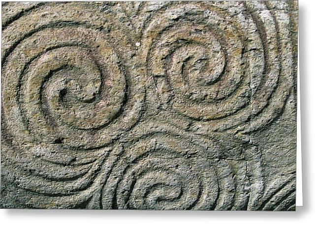 Ireland, County Meath, Newgrange Greeting Card by Jaynes Gallery