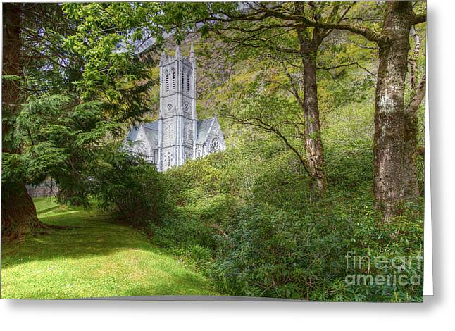 Irland - Wonderful Connemara Greeting Card by Juergen Klust