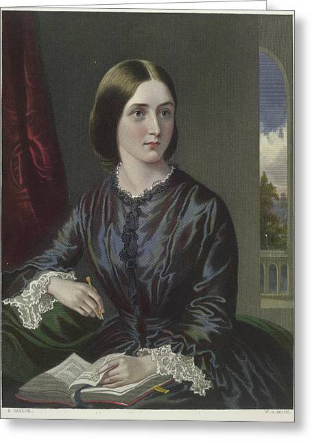 Isabel Greeting Card by British Library