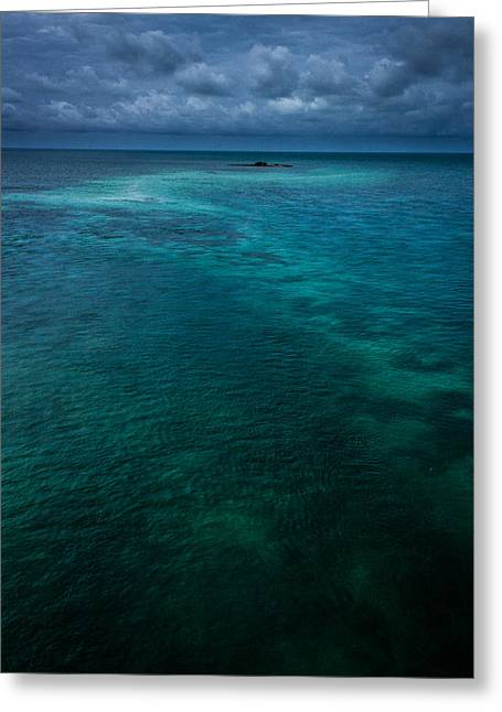 Island Time Greeting Card