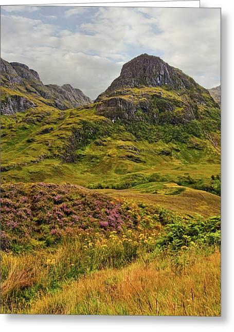 Isle Of Skye Greeting Card by Marcia Colelli