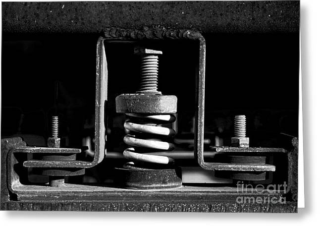Isolation Mount Greeting Card by James Aiken