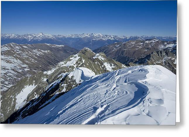 Italy Alps Greeting Card by Ioan Panaite
