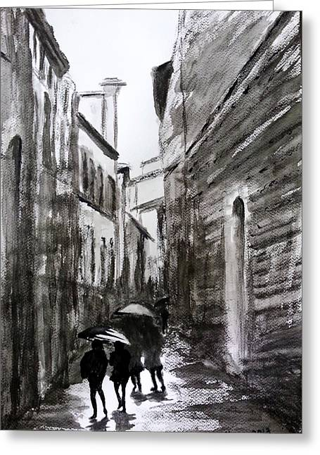 Italy Series 2 Greeting Card