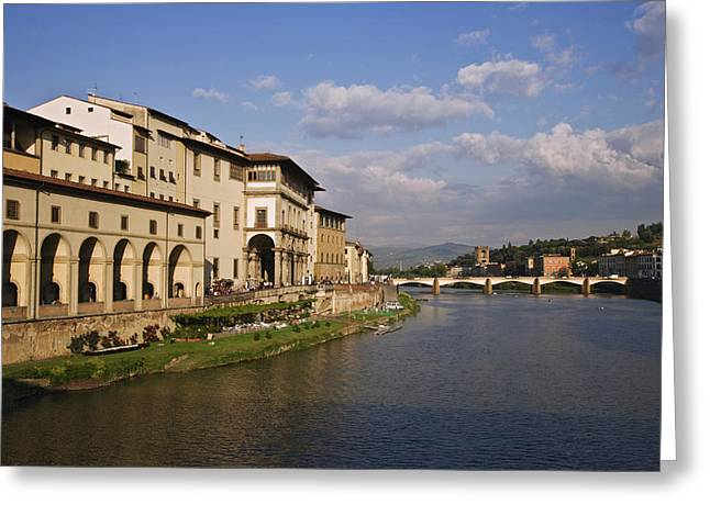 Italy, Tuscany, Florence Greeting Card by Jaynes Gallery