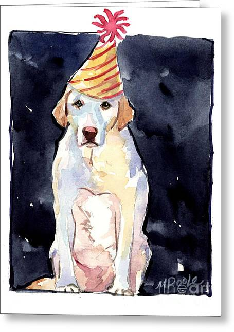 It's Your Birthday Greeting Card by Molly Poole