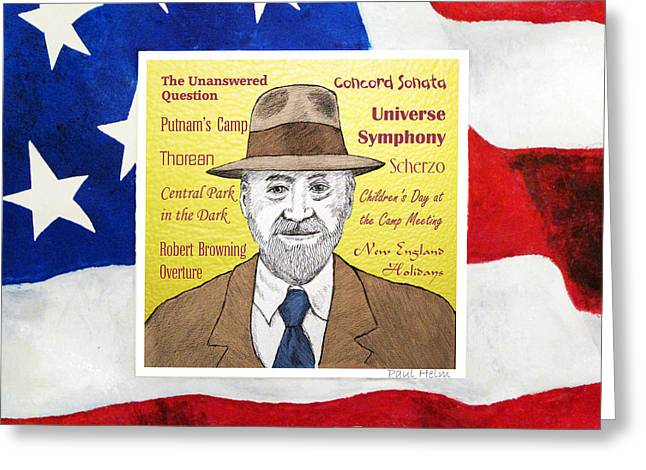 Ives Greeting Card by Paul Helm