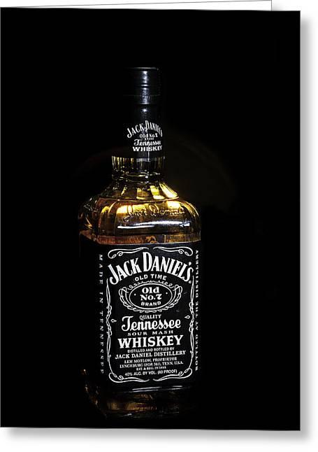 Jack Daniel's Old No. 7 Greeting Card