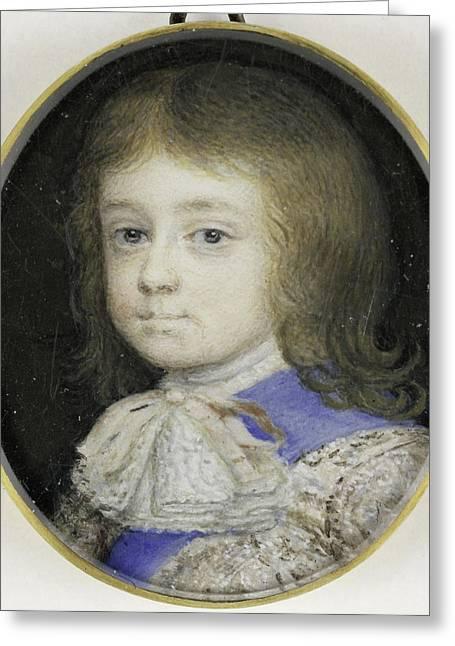 Jacobus, 1661-67 Greeting Card