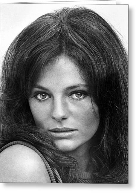 Jacqueline Bisset In The Sweet Ride  Greeting Card