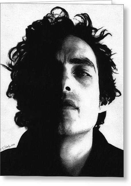 Jakob Dylan Greeting Card