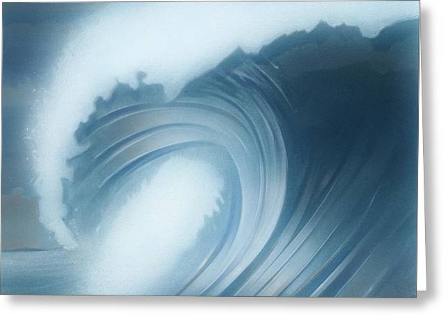 Jalama Surf Greeting Card