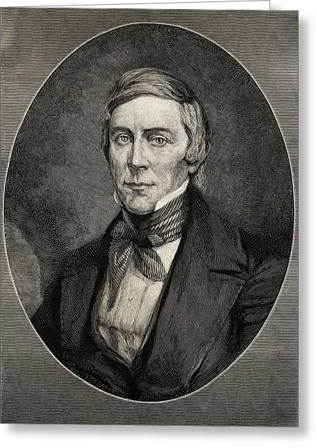 James Blythe Rogers Greeting Card by Universal History Archive/uig