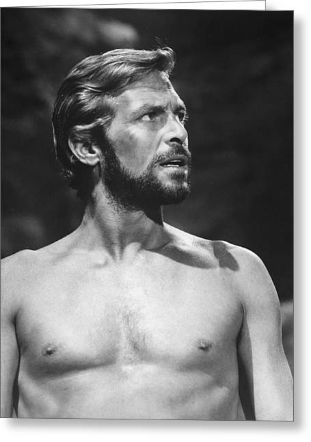James Franciscus In Beneath The Planet Of The Apes  Greeting Card
