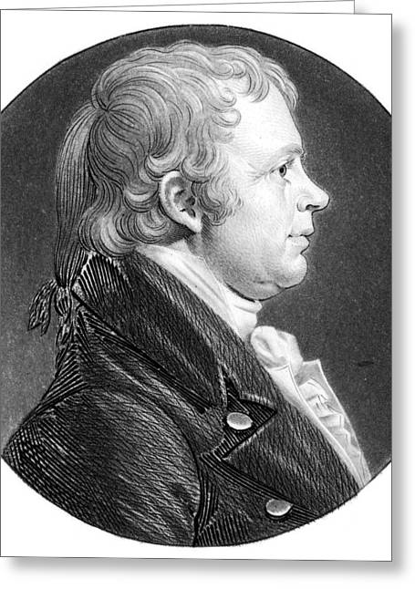 James Mchenry (1753-1816) Greeting Card