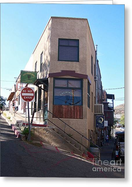 Jerome Az 2 Greeting Card