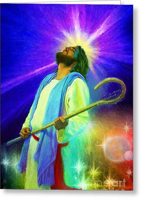 Jesus Rocks Greeting Card