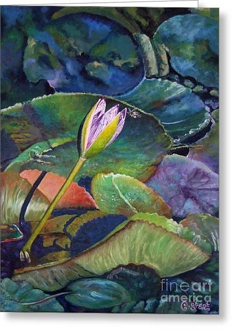 Jewel Greeting Card