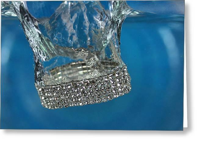 Jewelry-2 Greeting Card by Mark Ashkenazi