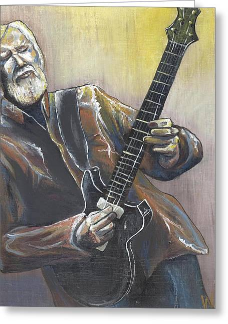 'jimmy Herring' Greeting Card