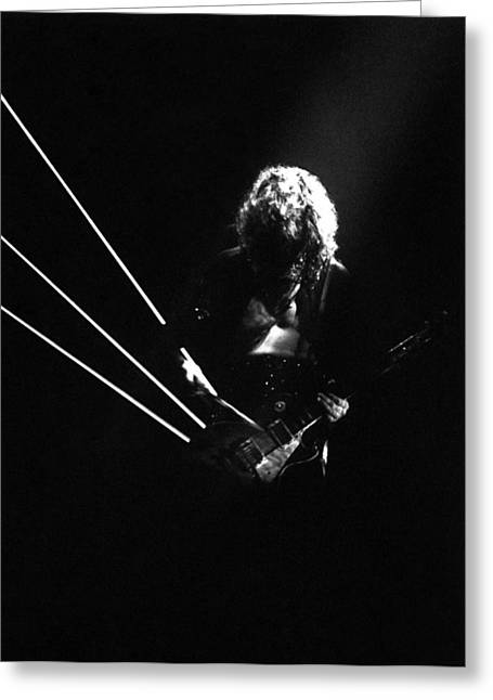 Jimmy Page 4 Greeting Card