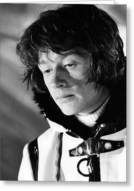 John Hurt In Mr. Forbush And The Penguins  Greeting Card by Silver Screen