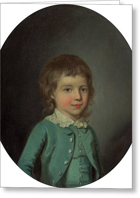 John Palmer Whalley, William Hamilton, 1751-1801 Greeting Card by Litz Collection