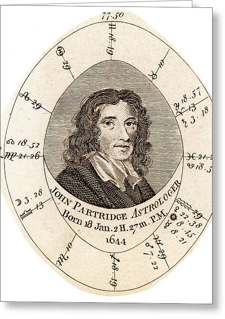 John Partridge Greeting Card by Universal History Archive/uig
