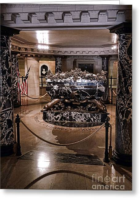 John Paul Jones Crypt Greeting Card