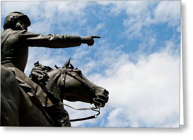 John Reynolds - Gettysburg General Greeting Card