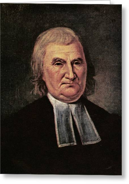 John Witherspoon (1723-1794) Greeting Card
