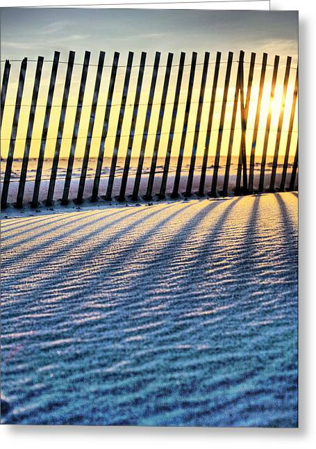 Jones Beach Greeting Card by JC Findley