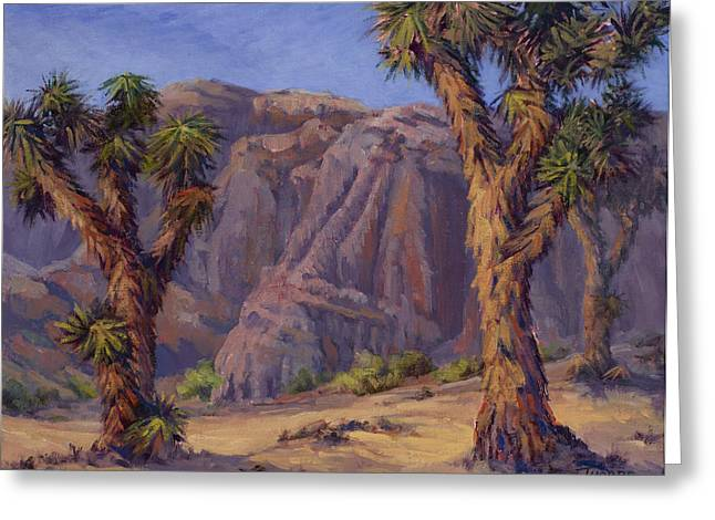Joshua Trees- Mojave Greeting Card
