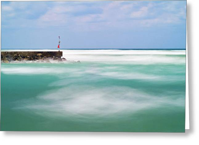 Jupiter Inlet Greeting Card