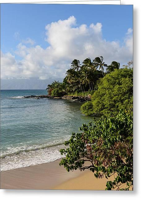 Kaanapali Beach Maui Hawaii Tourist Destination